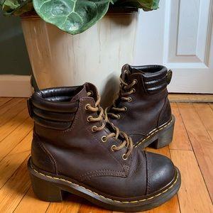 Dr. Martens - Chunky Heel